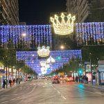 Weihnacht Murcia